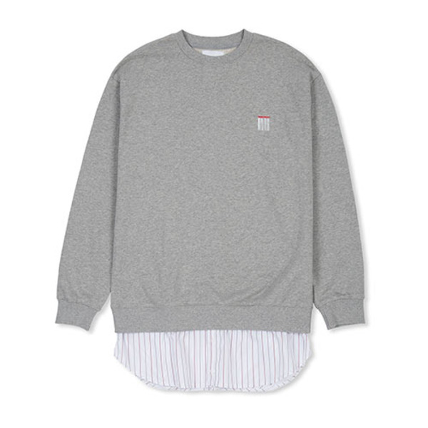 MTM LAYERED SHIRTS (GRAY)