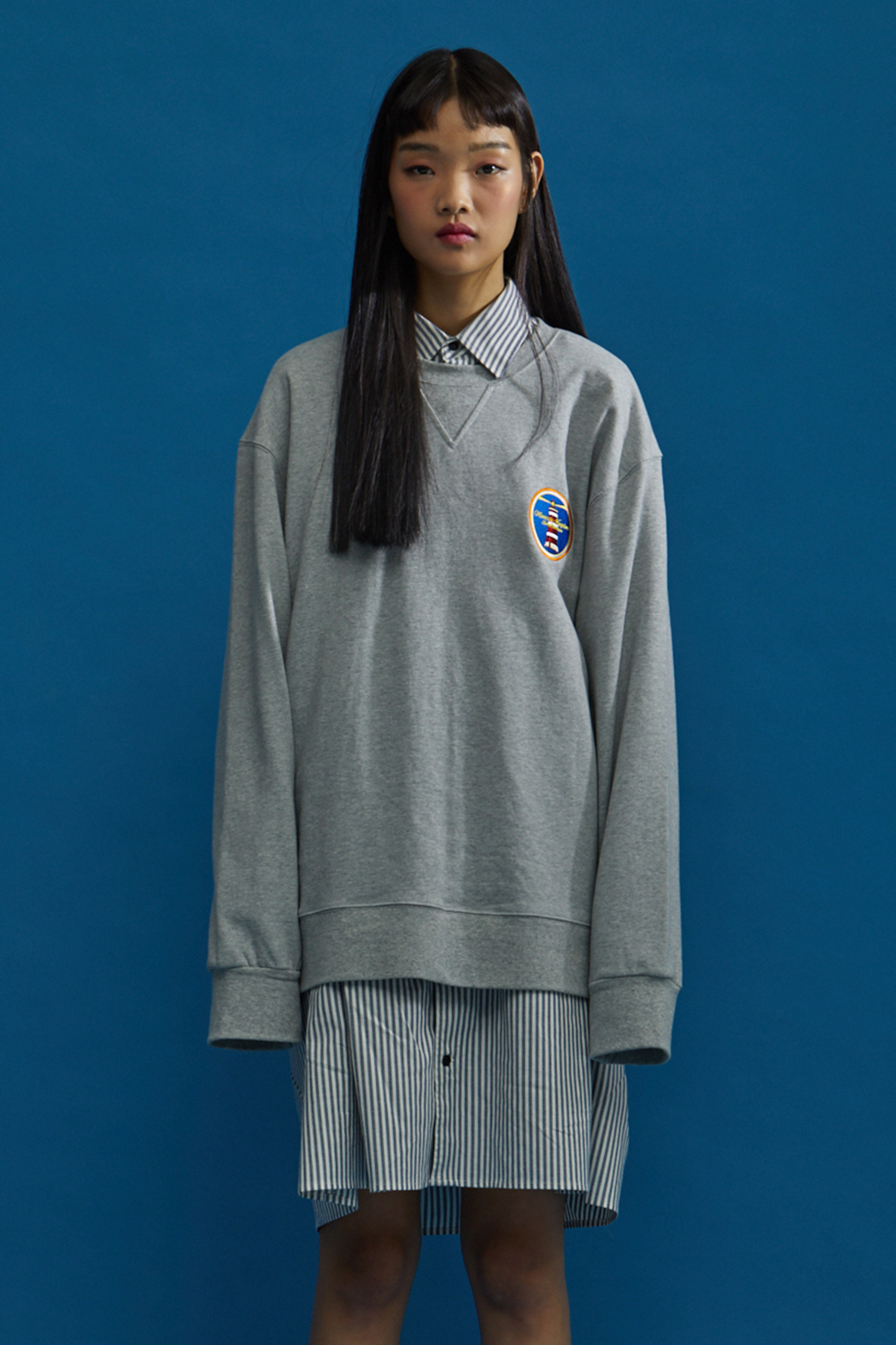 [10/10예약배송]MOONRISE BASIC MTM GRAY