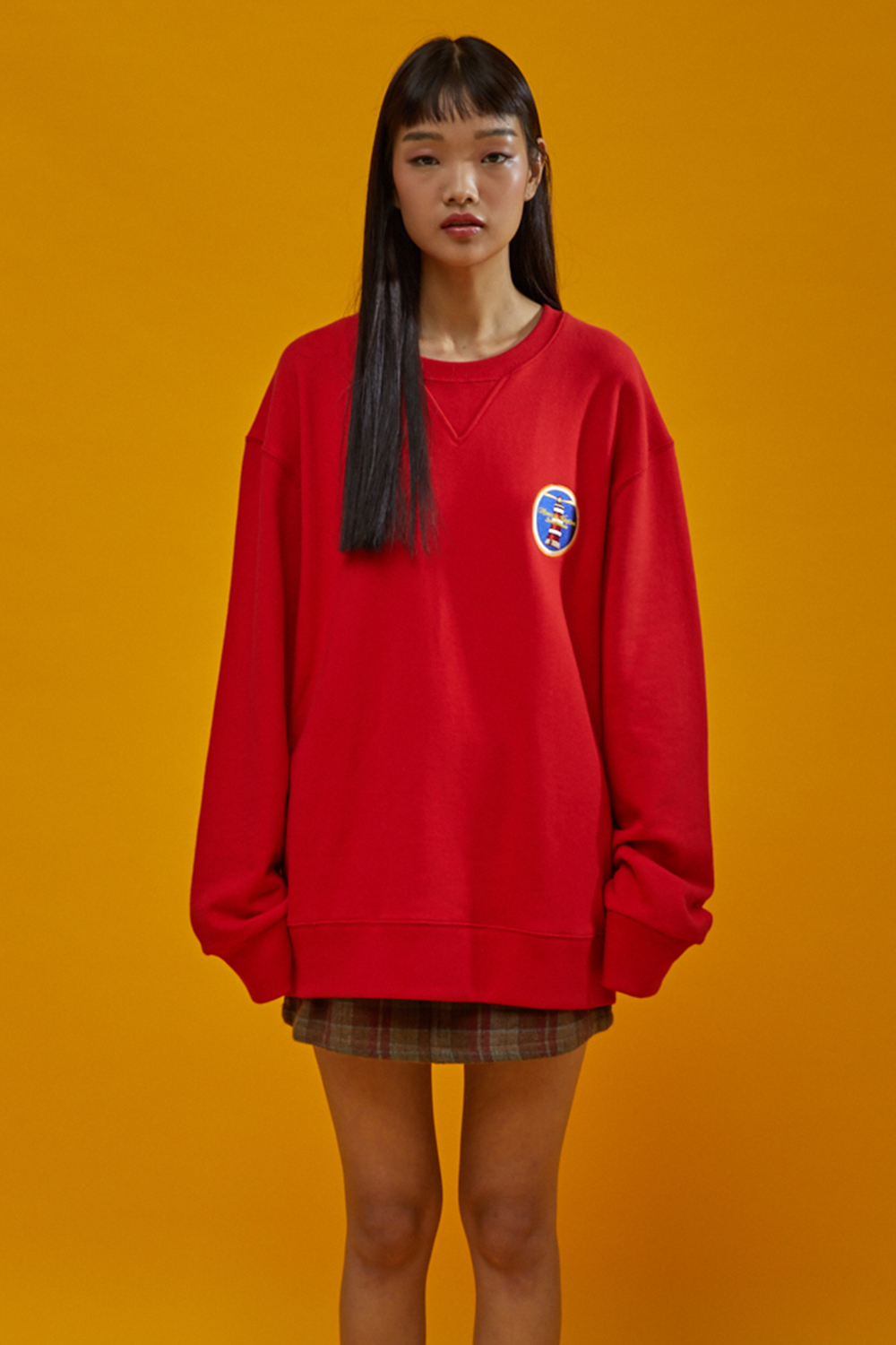 [10/10예약배송]MOONRISE BASIC MTM RED