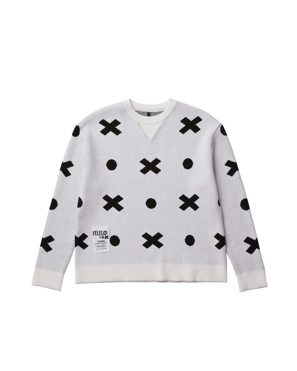 SWBD X FELIX OX KNIT (WHITE)