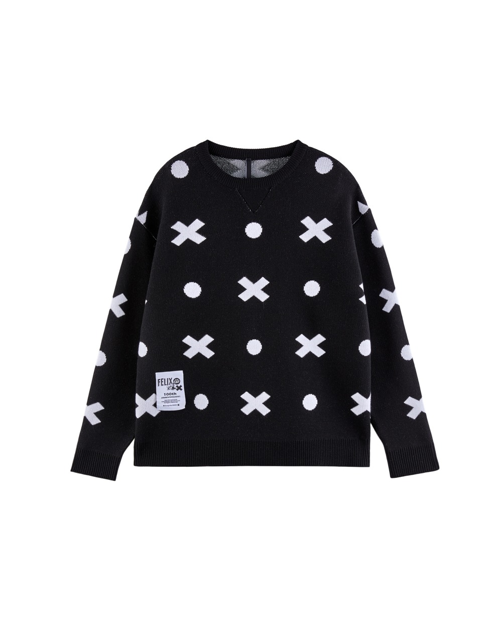 SWBD X FELIX OX KNIT (BLACK)